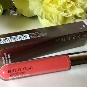 BECCA Glow Lip Gloss TIGERLILY